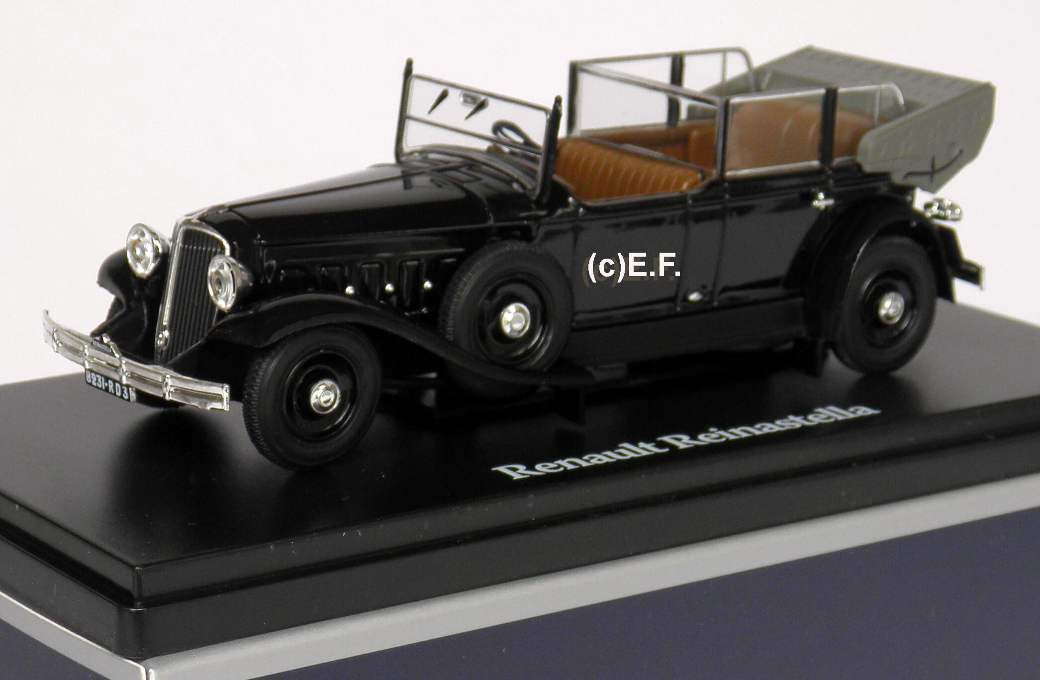 De » Argus Miniature Norev La bf76gy